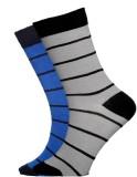 Tossido Men's Striped Crew Length Socks ...