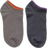 Tadd Men's Solid Low Cut Socks, No Show ...