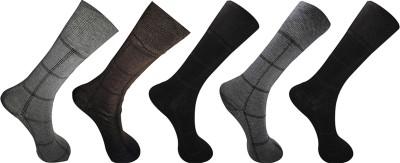 awon Men's Mid-calf Length Socks