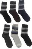 Icable Men's Crew Length Socks