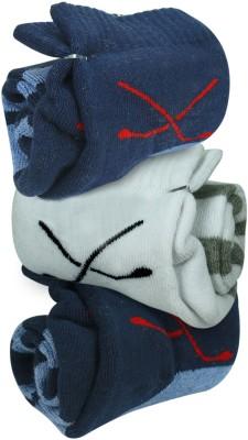 Green Zone Men's Ankle Length Socks