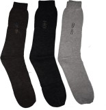 Ishaya Stores Men's Solid Quarter Length...