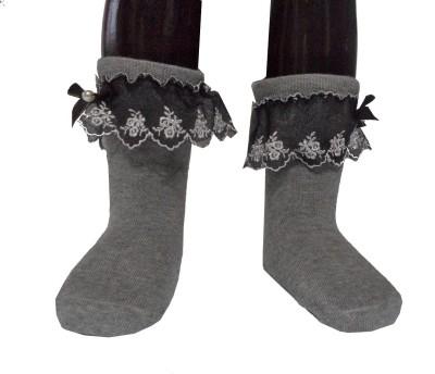 Portia Girl's Mid-calf Length Socks