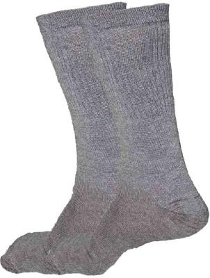 Alfa Thermal Mens Solid Mid-calf Length Socks