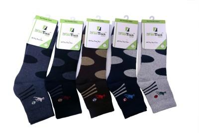 Fast Track Men's Ankle Length Socks