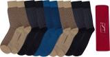 Spenta Men's Crew Length Socks