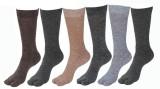Goyal Knitting Women's Solid Mid-calf Le...