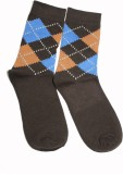 69th Avenue Men's Checkered, Solid Ankle...