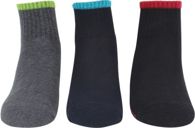 Lacarte Men's Ankle Length Socks