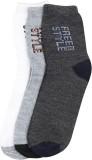 SFA Men's Solid Mid-calf Length Socks