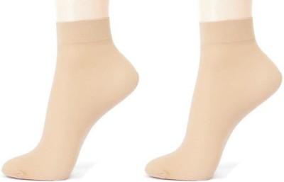 Alexa India Women's Animal Print Ankle Length Socks at flipkart