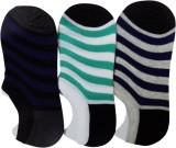 Stonic Men's Striped Footie Socks