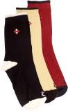 Lefjord Men's Printed Crew Length Socks ...