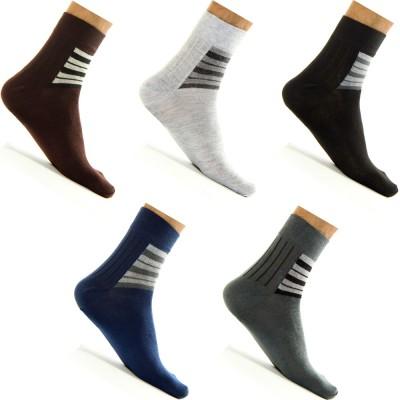 Roselon Mens Crew Length Socks