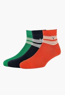 Allen Solly Men's Ankle Length Socks