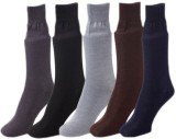 Lotus Leaf Men's Self Design Footie Sock...