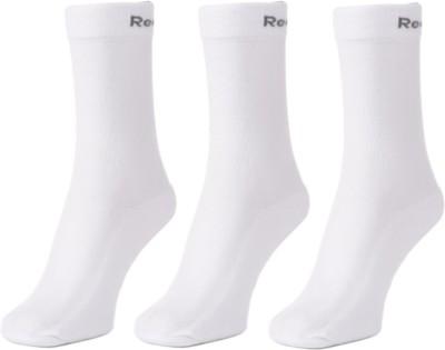 Reebok Mens Crew Length Socks