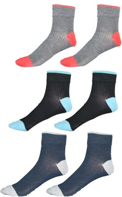 Okko Men's Crew Length Socks