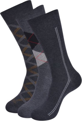 Balenzia Mens Crew Length Socks
