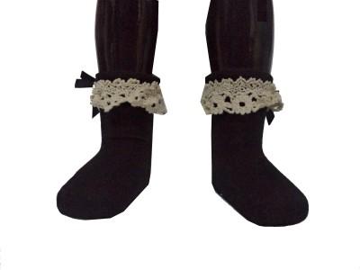 Portia Girl's Ankle Length Socks
