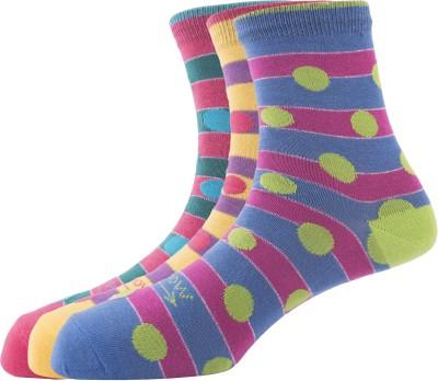Arrow Men's Geometric Print Mid-calf Length Socks
