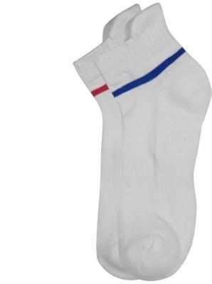 Renzer Women's Striped Ankle Length Socks