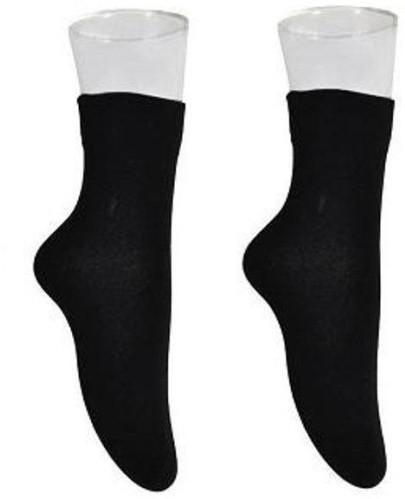 Nxt 2 Skn Womens Solid Crew Length Socks(Pack of 2)