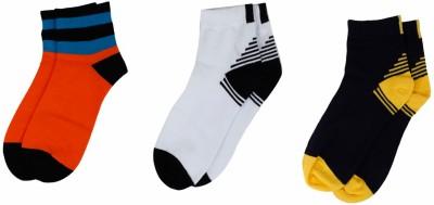 Camey Men's Ankle Length Socks