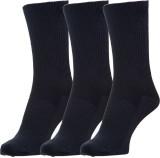 Hans Men's Striped Crew Length Socks