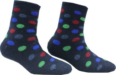Romano Women,s Printed Ankle Length Socks