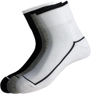Van Heusen Mens Solid Ankle Length Socks