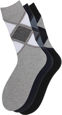 Alvaro Men's Knee Length Socks