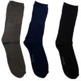 Podocare Men's Solid Knee Length Socks (...