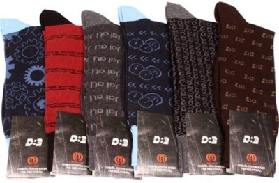 Orosilber Men's Crew Length Socks