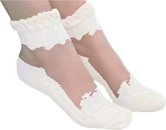 Brandstand Womens Self Design Ankle Length Socks
