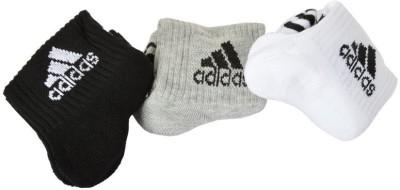 Aadishwar Creations Men's Woven Ankle Length Socks