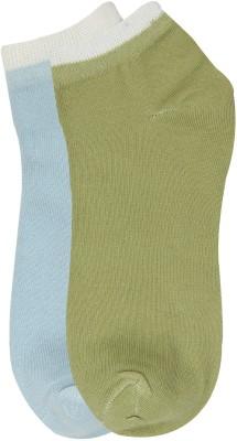 Renzer Women's Solid Low Cut Socks