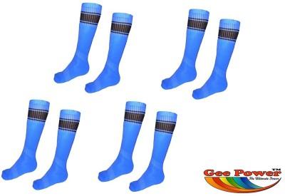Gee Power Men's Woven Knee Length Socks