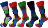 Lotus Leaf Men's Solid Footie Socks (Pac...