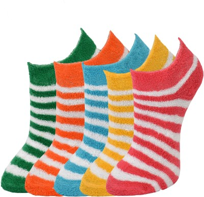 Marc Women's Ankle Length Socks at flipkart