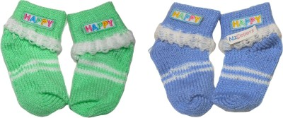 NammaBaby Baby Girls Ankle Length Socks