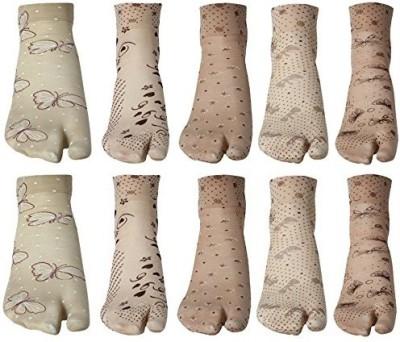 ZACHARIAS Women's Printed Ankle Length Socks