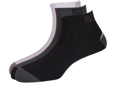Arrow Men's Solid Low Cut Socks