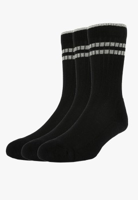 Allen Solly Mens Solid Crew Length Socks