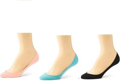 Killys Women's Solid Ankle Length Socks at flipkart
