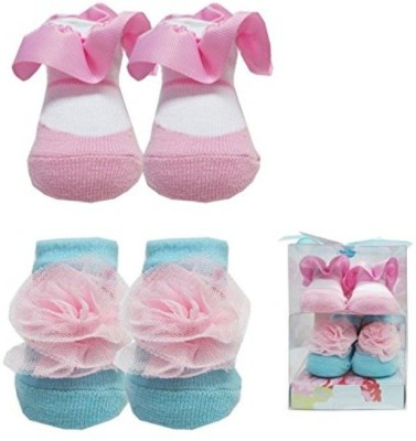 Baby Bucket Baby Girl's Ankle Length Socks