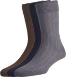 Van Heusen Men's Solid Mid-calf Length S...