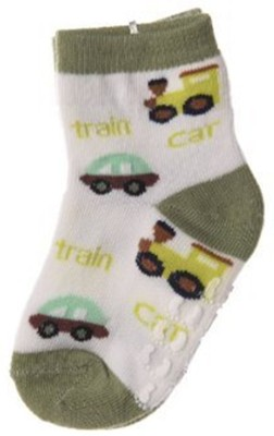Baby Bucket Baby Boy's Ankle Length Socks