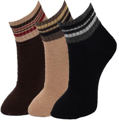 Gen Men's Ankle Length Socks