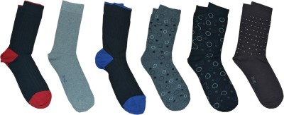 G.G Engineers Men's Crew Length Socks